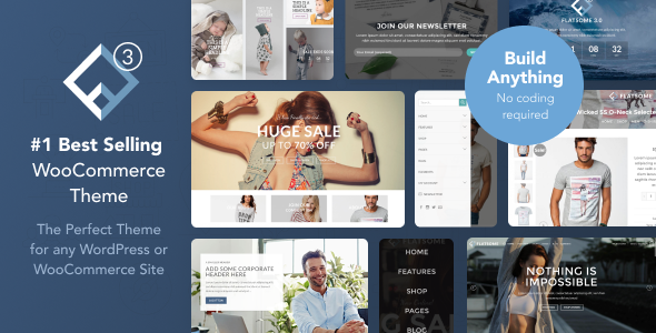 Flatsome wordpress theme free