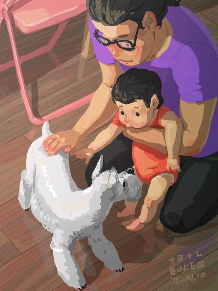 Người cha độc thân Single Dad